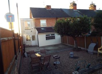 Thumbnail 2 bed terraced house for sale in Woodborough Road, Nottingham, Nottinghamshire