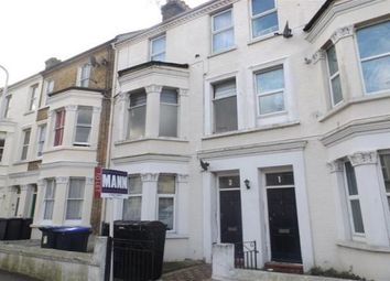 Thumbnail 1 bedroom flat to rent in Gordon Road, Cliftonville, Margate
