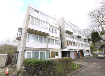 Thumbnail 2 bed flat for sale in Elgin House, Cameron Close, Brentwood, Essex