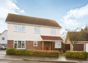 Thumbnail 3 bed detached house for sale in Dunlin Close, South Woodham Ferrers, Chelmsford