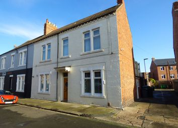 Thumbnail 5 bed semi-detached house for sale in St. Oswins Avenue, North Shields