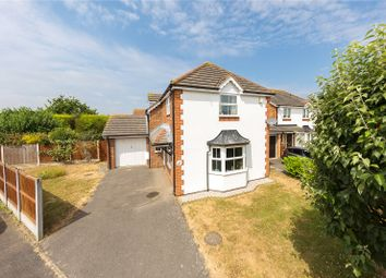 Thumbnail 3 bed detached house for sale in Pett Close, Hornchurch