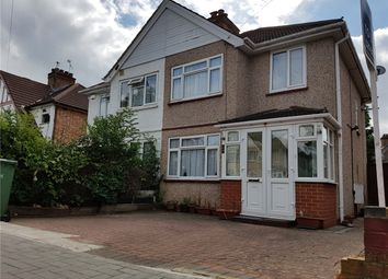 Thumbnail 3 bed semi-detached house to rent in Weald Lane, Harrow, Middx
