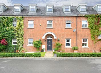 Thumbnail 4 bed town house for sale in Swinhoe Place, Culcheth, Warrington