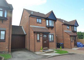 3 bed link-detached house for sale in Kingcup Close, Shirley Oaks Village, Croydon, Surrey CR0