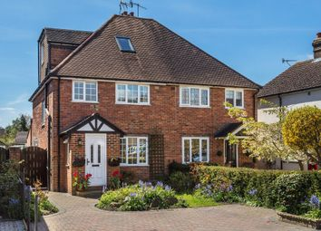 Thumbnail 4 bed semi-detached house for sale in Station Road, Lingfield