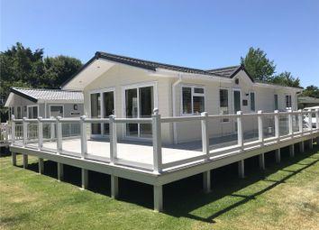 2 bed detached bungalow for sale in Range Of Static Caravans, Kiln Park, Kiln Road, Tenby SA70