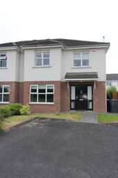 Thumbnail 4 bed semi-detached house for sale in 82 Tubberclaire Meadows, Navan, Meath