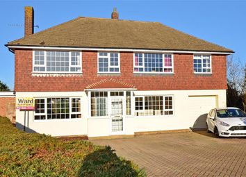 Thumbnail 5 bed detached house for sale in Colewood Drive, Higham, Rochester, Kent