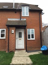 Thumbnail 1 bed terraced house to rent in Faygate Way, Lower Earley, Reading, Berkshire