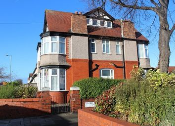 Thumbnail 1 bed flat to rent in Ilford Avenue, Crosby, Liverpool