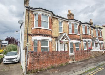 Thumbnail 3 bed semi-detached house for sale in Old Park Road, Dover