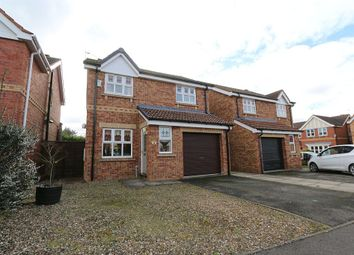 Thumbnail 3 bed detached house for sale in Shipman Road, Market Weighton, East Yorkshire