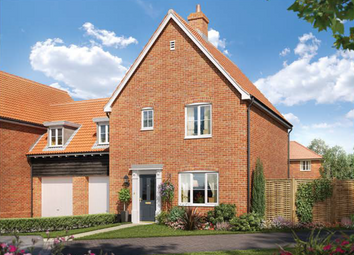 Thumbnail 3 bedroom semi-detached house for sale in Wherry Gardens, Salhouse Road, Wroxham
