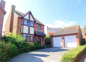 Thumbnail 3 bedroom detached house to rent in Eridge Green, Kents Hill, Milton Keynes