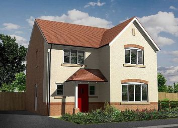 Thumbnail 4 bed detached house for sale in Sherbourne, Manor Fields, Wrexham Road, Whitchurch, Shropshire