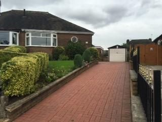 Thumbnail 2 bed detached house to rent in Carlos Place, Bradwell, Newcastle