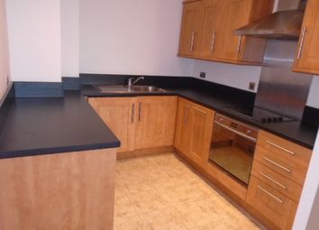 Thumbnail 1 bed flat to rent in Dyersgate, Bath Lane, Leicester