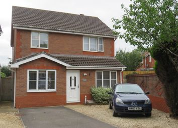Thumbnail 3 bed detached house for sale in Cynder Way, Emersons Green, Bristol