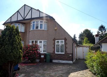 Thumbnail 3 bed semi-detached house to rent in Wimborne Drive, Pinner