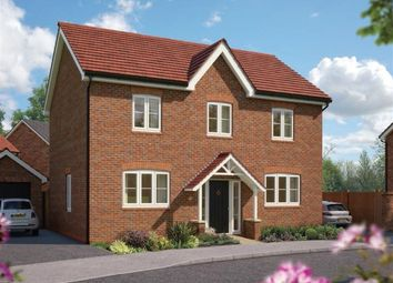 Thumbnail 4 bed detached house for sale in Hobnock Road, Essington, Wolverhampton