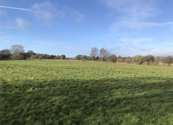 Thumbnail Land for sale in Cricket Pitch, Canterbury Road, Etchinghill, Folkestone