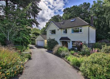 Thumbnail 5 bed detached house for sale in Lisvane Road, Lisvane, Cardiff