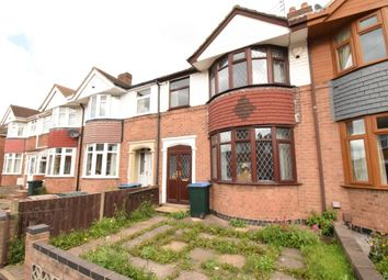 Thumbnail 3 bed terraced house for sale in Silverdale Close, Aldermans Green, Coventry