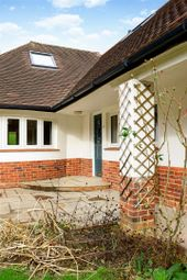 Thumbnail 5 bed detached bungalow to rent in The Meads, London Road, Petersfield