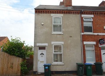 Thumbnail 4 bedroom end terrace house to rent in Bedford Street, Earlsdon, Coventry