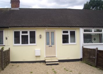 Thumbnail 2 bed terraced bungalow to rent in Bramley Close, Chertsey