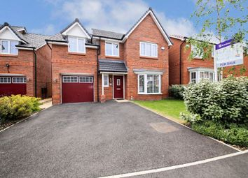 4 bed detached house for sale in Hedgebank, Standish, Wigan WN6