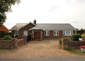 Thumbnail 4 bedroom detached bungalow for sale in Manor Road, Dengie, Southminster