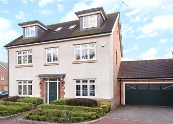 Thumbnail 6 bed detached house for sale in Blackcap Lane, Bracknell, Berkshire