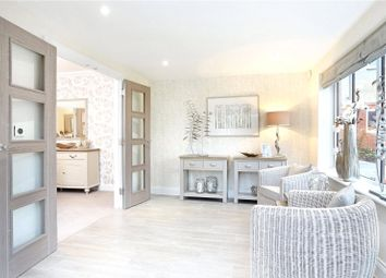 Thumbnail 3 bedroom terraced house for sale in Maryland Place, Townsend Drive, St Albans, Hertfordshire