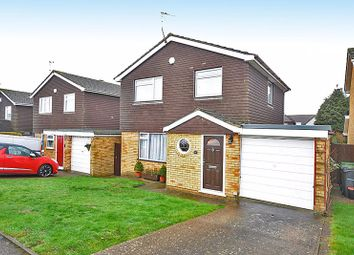 Thumbnail 3 bed detached house for sale in Fremlins Road, Bearsted, Maidstone