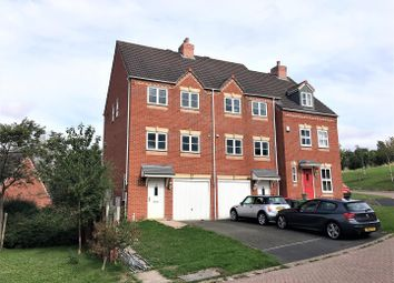Thumbnail 3 bed property to rent in Davenham Walk, Newdale, Telford