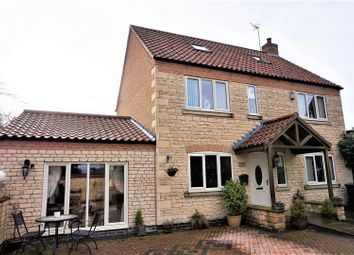 Thumbnail 4 bed detached house for sale in School Lane, Canwick