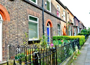Thumbnail 2 bed terraced house to rent in Allerton Road, Woolton, Liverpool, Merseyside