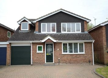 Thumbnail 4 bed link-detached house for sale in Yarnold Close, Wokingham, Berkshire