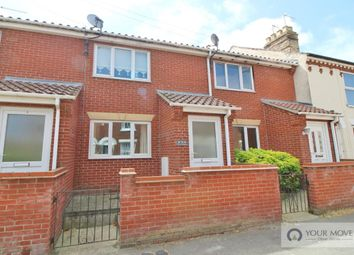 Thumbnail 3 bed terraced house for sale in South Road, Gorleston, Great Yarmouth