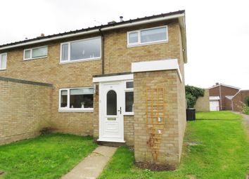 Thumbnail 3 bedroom semi-detached house for sale in Manor Road, Marston Moretaine, Bedford