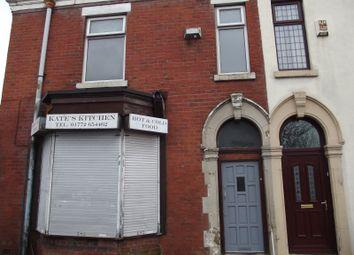 Thumbnail 1 bed flat to rent in Ribbleton Avenue, Preston