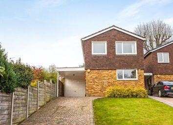 Thumbnail 3 bedroom link-detached house for sale in Minster Drive, Croydon