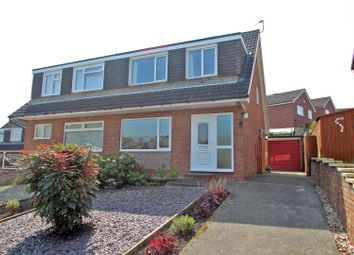 Thumbnail 3 bedroom semi-detached house for sale in Fleming Drive, Carlton, Nottingham