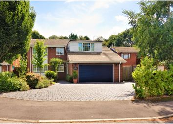 Thumbnail 5 bed detached house for sale in Court Road, Strensham