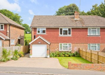 Thumbnail 4 bedroom semi-detached house for sale in The Street, Bolney, Haywards Heath