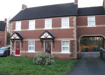 Thumbnail 1 bed flat to rent in Gittens Drive, Telford