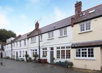 Thumbnail 2 bed mews house for sale in Bensbury Close, London