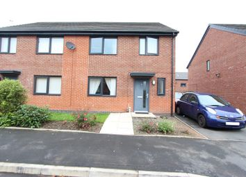 Thumbnail 4 bed semi-detached house for sale in Mill View Lane, Hamer, Rochdale